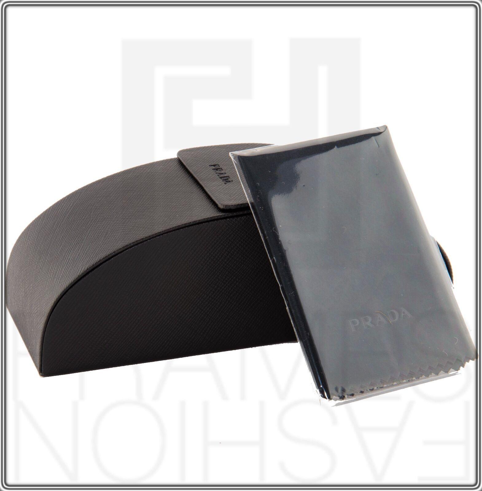 PRADA Brown Pearl Bronze Square Metal Sunglasses Unisex PR08IS SPR 08I
