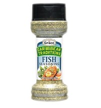 Grace traditional fish Seasoning 5.29 oz Free Shipping - $7.69