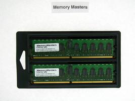 73P4792 4GB 2X2GB PC2-3200 Memory Single Rank IBM x226 x336