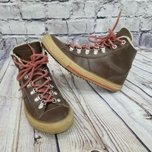 CONVERSE Chuck Taylor Youth 5.5 EU38  CT WINTER Monks Robe Boots 632531C - $28.04