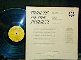 Pop Goes the Basie and A Tribute to the Dorseys AA-192017 Collectible image 5