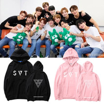 KPOP SEVENTEEN 17 Hoodie 2018 JAPAN ARENA SVT Concert Pullover Casual Le... - $13.94+