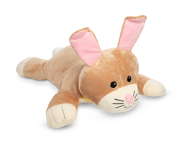 Cuddle Bunny Jumbo Plush Stuffed Animal - $19.99