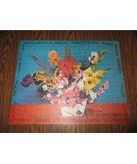 "Vintage Perfect Picture Puzzle ""Garden Glory"" 390-39c - $12.99"