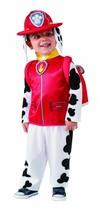 Rubies PAW Patrol Marshall Dalmatian Puppy Boys Kids Halloween Costume 6... - $30.39