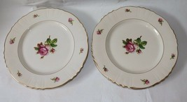 Syracuse Victoria Federal Shape Dinner Plate Lot Of 4 - $59.99