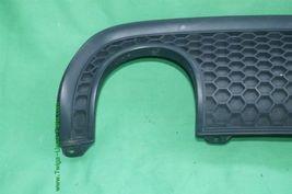 01-05 Audi TT S-Line Rear Bumper Honeycomb Grill Exterior Trim 8N0-807-421-E image 4