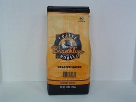 Brooklyn Coffeehouse Decaffeinated Roasted Coffee 12oz - $9.99