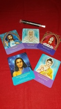 Keepers Of The Light Oracle Cards. Reading With Five Cards. One Question - $25.55