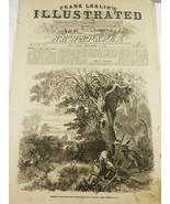 Antique New York 1863 September Frank Leslie's Illustrated Newspaper - $51.48