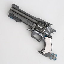 Overwatch McCree Skin Riverboat Weapon Revolver Cosplay Replica Peacekeeper Buy - $120.00