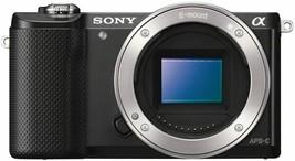 Sony A5000 Compact Digital Camera Random color Body (No battery&No Lens) USED image 1
