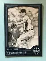 2018 Diamond Kings Walker Buehler #108 Rookie Baseball Card Dodgers Blac... - $4.99