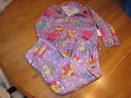 Niña beverly Hills Princesa 2 Pieza Set Pj Pijama 4/5 Pantalones Top Nwt ^ - $4.33