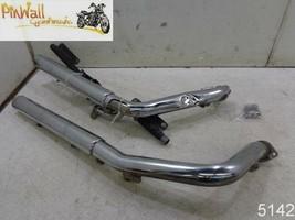10 Harley Davidson Heritage Softail Vance & Hines Exhaust Muffler System - $184.15