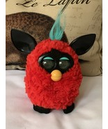2012 electronic Red Furby doll (Black Cherry), made by Hasbro, Used, NOT... - $47.02