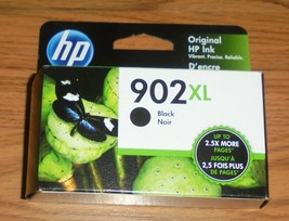 Genuine HP 902XL (T6M14AN) Black Ink Cartridge 2022 New 902 XL - $32.53