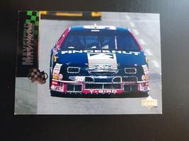 1995 Upper Deck Motorsports '95 Jeremy Mayfield #98 Fingerhut Card #111 ... - $2.50