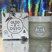 New In Box Olio E Osso Balm No. 0 Netto Clear *Face&Body Balm Organic 60mL / 2oz