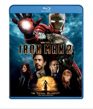 Iron Man 2 [Blu-ray + DVD]