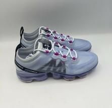 New Nike Air Vapormax 2019 Sz 7 Running Shoes Purple AR6632 023 360 - $164.43