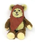 "Build A Bear Star Wars Wicket the Ewok 17"" Stuffed Plush with Talking Vo... - $29.95"