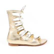 Christian Louboutin Sparty Gladiator Sandals SZ 36.5 - $505.00
