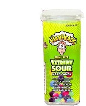 Warheads Extreme Sour Candy Juniors Mini Size Candies 1.75 Ounce Packs (... - $34.09