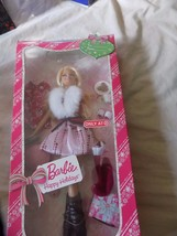 Barbie HAPPY HOLIDAYS CHRISTMAS 2009 Target Exclusive - $14.99