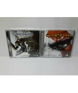 SPACE MARINE & GOD OF WAR III- 2 VIDEO GAME SOUNDTRACK CDs - FREE SHIPPING - $18.70