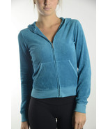 M AUTHENTIC Juicy Couture Vintage Turquoise Blu... - $29.69