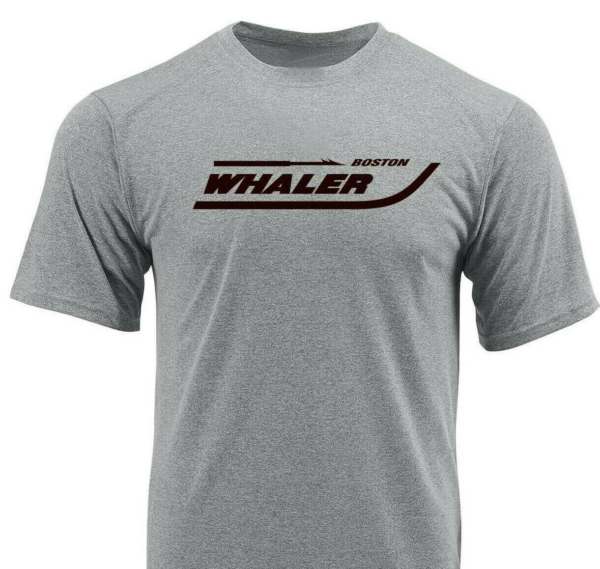 Boston Whaler Dri Fit T-shirt sun shirt UPF 50 active wear tee fishing boating