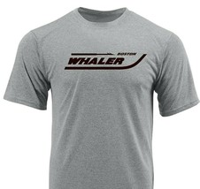 Boston Whaler Dri Fit T-shirt sun shirt UPF 50 active wear tee fishing boating image 1