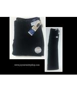 Lee Riders Black Pants Women Sz 16M Comfort Waist Tummy Control Slimming - $17.99
