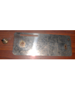 National VS Windsor B Face Plate w/Mounting Screw Works - $12.50