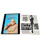 2 1999 AUSTIN POWERS Spy Who Shagged Me Movie AD SLICKS Advertising Prom... - $14.99