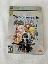 Tales of Vesperia - Special Steelbook Edition - CIB w/ Manual - Xbox 360 - 2008 - $55.95