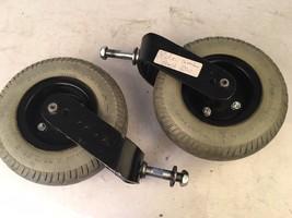 Pride Quantum Blast 650 -  Caster Wheels - Primo Durotrap - $98.99