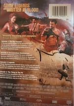 Spartacus Epasodes 1-4 First Season   Dvd image 2