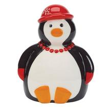 Holiday Penguin Party Scrubby/Sponge Holder - $7.99