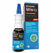Betadine Cold Defence Nasal Spray Kids 20ml TBS - $18.70