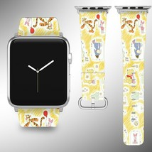 Winnie the Pooh Apple Watch Band 38 40 42 44 mm Disney 1 2 3 4 Wrist Strap 2 - $24.99+