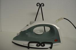 Proctor Silex 17291Y Durable Non-Stick Soleplate Adj. Steam Iron + Iron Holder - $15.35
