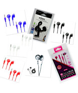 Earbuds Many Types and Styles Hands Free In-line Mics Home Sports Universal - $7.91+