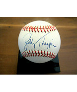BOBBY THIGPEN CHICAGO WHITE SOX 201 SAVES SIGNED AUTO VINTAGE OAL BASEBA... - $79.19
