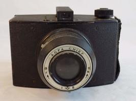 Vintage AGFA CHIEF CAMERA 1940's Film Camera Untested - $13.85