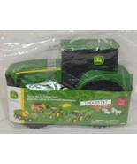John Deere TBEK35747 Fun On The Go Tractor Case Includes 18 Pieces - $31.99