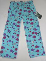 Ride Dart Ski Pants Girls Snowboard Waterproof Insulated Junior M Womens XS - $93.59
