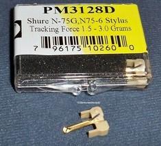 EV PM 3128D STYLUS NEEDLE for Shure N71 N74 N75 M81 N75C M75B 760-D6 4760 image 1