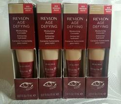 Buy 1 Get 1 At 10% Off Revlon Age Defying Moisturizing Concealer Spf 25(CHOOSE) - $9.47